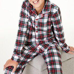 Family Pajamas Matching Kids Stewart Plaid Pajama